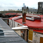 Eastern State Penitentiary Roof Detail 2